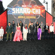 Benedict Wong Shang-Chi And The Legend Of The Ten Rings World Premiere