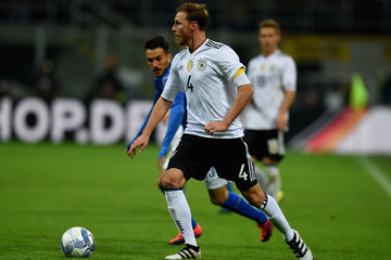 Benedikt Howedes Italy v Germany - International Friendly
