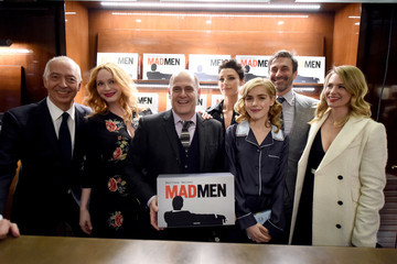 Benedikt Taschen Launch For Matthew Weiner's Book 'Mad Men'