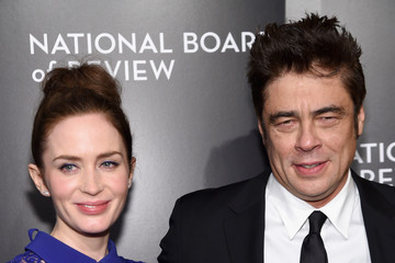Benicio Del Toro Celebs Attend the 2015 National Board of Review Gala