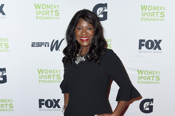 Benita Fitzgerald Mosley The Women's Sports Foundation's 38th Annual Salute to Women in Sports Awards Gala  - Arrivals