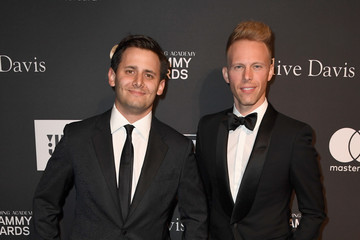 Benj Pasek Pre-GRAMMY Gala And GRAMMY Salute To Industry Icons Honoring Clarence Avant – Arrivals