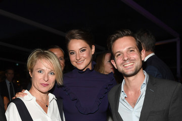 Benjamin Combe Audi and Nespresso Co-Host the Official Pre-Party for 'Snowden' in Toronto
