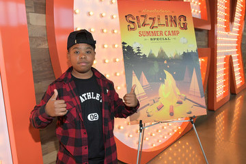 Benjamin Flores Jr Nickelodeon's Sizzling Summer Camp Special Event