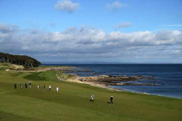 Benjamin Herbert Alfred Dunhill Links Championship - Day One