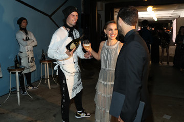 Benjamin Millepied 2019 LA Dance Project Gala, Cocktail Hour Hosted by Dom Pérignon