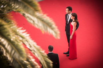 Benjamin Millepied Opening Ceremony & 'La Tete Haute' Premiere - The 68th Annual Cannes Film Festival