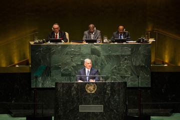 Benjamin Netanyahu United Nations Hosts World Leaders