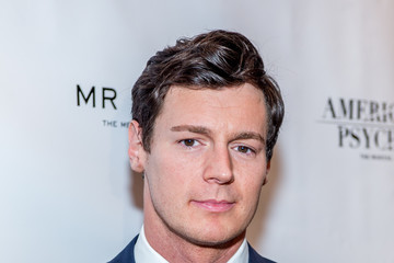 Benjamin Walker 'American Psycho' Broadway Opening Night - After Party