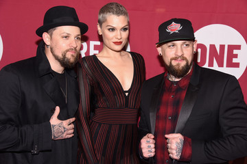 Benji Madden Jessie J The ONE Campaign and (RED) Mark World AIDS Day and Celebrate 10 Years of Progress with a Concert at Carnegie Hall in New York