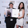 Benjy Bronk The Creative Coalition's Spotlight Awards Dinner Gala - Arrivals