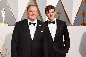 Bennett Lasseter 88th Annual Academy Awards - Red Carpet Pictures