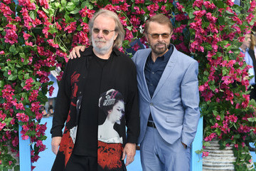Benny Andersson 'Mamma Mia! Here We Go Again' World Premiere
