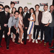 Benny Fine Premiere of The Orchard and Fine Brothers Entertainment's 'F*&% the Prom' - Arrivals