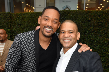 "Benny Medina Premiere Of Disney's ""Aladdin"" - Red Carpet"