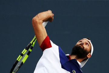 Benoit Paire 2017 US Open Tennis Championships - Day 3