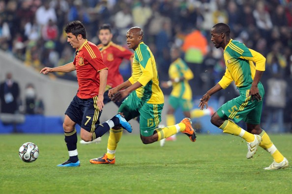 Spain v South Africa - FIFA Confederations Cup