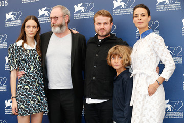 Berenice Bejo Stacy Martin 'The Childhood of a Leader' Photocall - 72nd Venice Film Festival