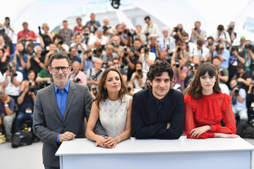 Berenice Bejo Stacy Martin 'Redoutable (Le Redoutable)' Photocall - The 70th Annual Cannes Film Festival