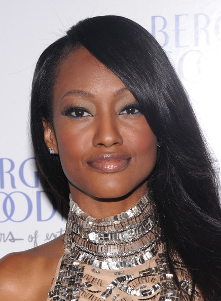Nichole Galicia attends Bergdorf Goodman's 111th anniversary celebration at the Plaza Hotel on October 18, 2012 in New York City.