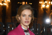 Natalia Vodianova attends the Berluti Menswear Fall/Winter 2019-2020 show as part of Paris Fashion Week on January 18, 2019 in Paris, France.