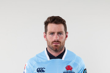Bernard Foley Waratahs Headshots Session