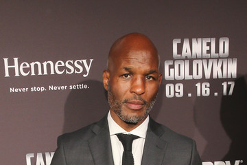 Bernard Hopkins Hennessy Screening of 'I Am Boxing' and Canelo VS. GGG Wrap Party at Madison Square Garden in New York City""