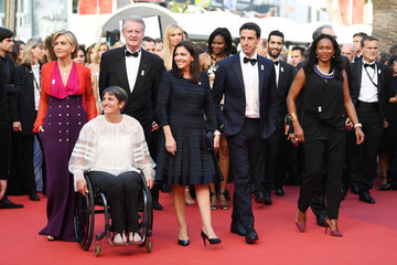 Bernard Lapasset 'The Beguiled' Red Carpet Arrivals - The 70th Annual Cannes Film Festival