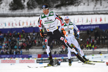 Bernhard Gruber Men's Nordic Combined HS130/10k - FIS Nordic World Ski Championships -