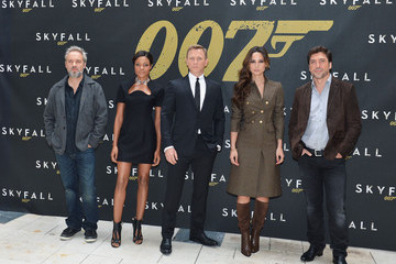"Bernice Marlohe ""Skyfall"" Cast Photo Call"