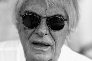 Bernie Ecclestone F1 Grand Prix of Bahrain - Qualifying
