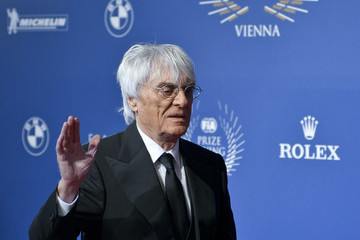 Bernie Ecclestone The FIA Prize Giving Gala at the Hofburg Palace in Vienna
