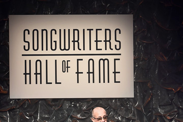 Bernie Taupin Celebrities Party at the Songwriters Hall of Fame 46th Annual Induction And Awards