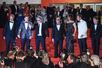 """Bernie Taupin Heather Taupin """"Rocketman"""" Red Carpet - The 72nd Annual Cannes Film Festival"""