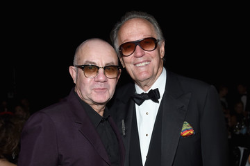 Bernie Taupin 26th Annual Elton John AIDS Foundation Academy Awards Viewing Party sponsored by Bulgari, celebrating EJAF and the 90th Academy Awards  - Inside