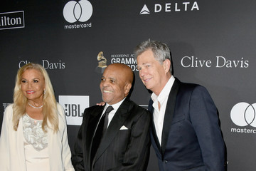Berry Gordy The Recording Academy And Clive Davis' 2019 Pre-GRAMMY Gala - Arrivals