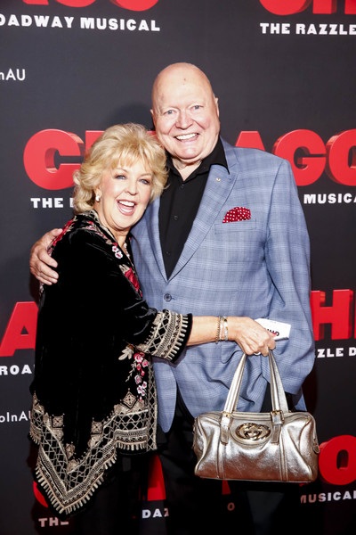 """""""Chicago The Musical"""" - Opening Night Arrivals [chicago the musical,premiere,magazine,event,photography,carpet,patti,bert newton,call,australia,melbourne,media,opening night arrivals]"""