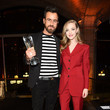 Justin Theroux and Amanda Seyfried Photos