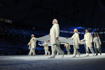 Jacques Villenueve Best of Olympics Opening Ceremony