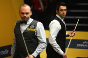 Ronnie O'Sullivan and Stuart Bingham Photos - 1 of 24 Photo