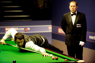 Colin Humphries Betfred.com World Snooker Championships