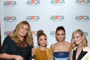 Beth Behrs ASPCA's Los Angeles Benefit - Red Carpet
