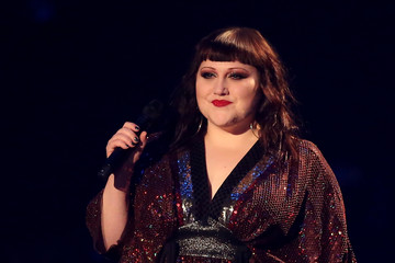 Beth Ditto 'The Voice of Germany' Finals