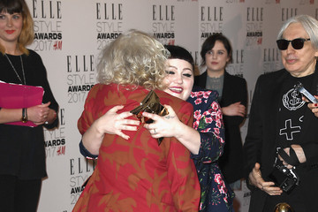 Beth Ditto Elle Style Awards 2017 - Red Carpet Arrivals