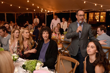 Beth Ostrosky Stern NET-A-PORTER Co-Hosts The GOOD+ Foundation's Hamptons Summer Dinner - Inside