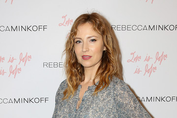 Beth Riesgraf Rebecca Minkoff's 'See Now, Buy Now' Fashion Show in LA