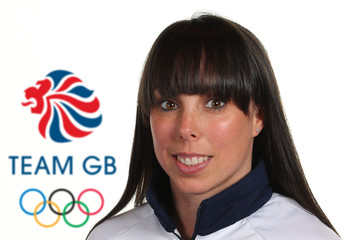 Beth Tweddle Team GB Kitting Out Ahead of Rio 2016 Olympic Games