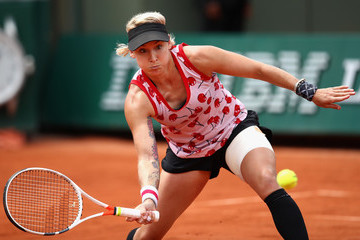 Bethanie Mattek-Sands 2017 French Open - Day Four