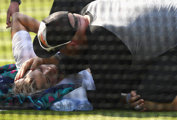 'Like Something From A Movie'  – Sorana Cirstea Describes Mattek-Sands' Horrific Injury