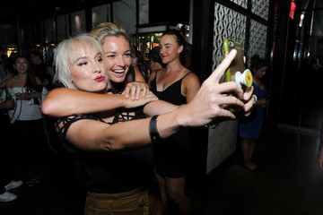 Bethanie Mattek-Sands Citi Taste of Tennis With Coco Vandeweghe and Friends at Hakkasan Restaurant